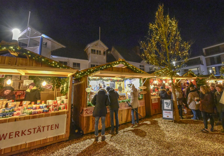 Sylter Wintermarkt
