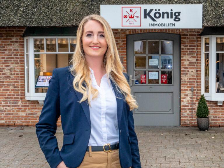Carina Meyer König Immobilien Sylt